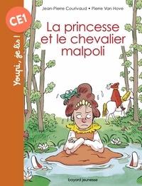 Jean-Pierre Courivaud - La princesse et le chevalier malpoli.