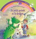Jean-Pierre Courivaud - Le petit prince et le dragon. 1 CD audio