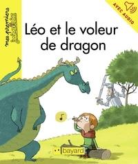 Éric Gasté et Jean-Pierre Courivaud - Léo et le voleur de dragon.