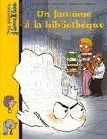 Jean-Pierre Courivaud - Un fantôme à la bibliothèque.