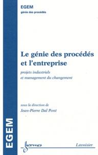 Le génie des procédés et lentreprise - Projets industriels et management du changement.pdf