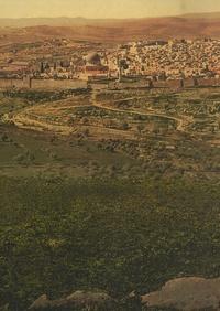 Jean-Pierre de Monza - En Palestine.