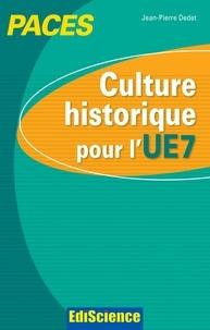 Jean-Pierre Dedet - Culture historique pour l'UE7 - PACES.