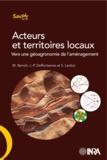 Jean-Pierre Deffontaines et Sylvie Lardon - Acteurs et territoires locaux - Vers une géoagronomie de l'environnement.