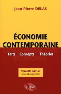 Accentsonline.fr Economie contemporaine - Faits, concepts, théories Image