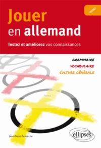 Alixetmika.fr Jouer en allemand - Testez et améliorez vos connaissances Image