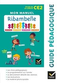 Jean-Pierre Demeulemeester et Solveig Lepoire-Duc - Etude de la langue CE2 Ribambelle - Guide pédagogique.