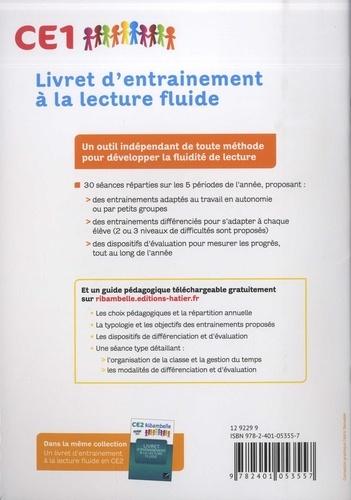 Français CE1 Ribambelle. Livret d'entraînement à la lecture fluide  Edition 2019