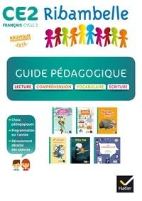 Jean-Pierre Demeulemeester et Nadine Demeulemeester - Français CE2 Cycle 2 Ribambelle - Guide pédagogique.