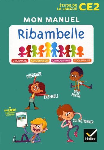 Francais Ce2 Ribambelle Pack Manuel De L Eleve Carnet Collections Memos Grand Format