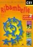 Jean-Pierre Demeulemeester et Gisèle Bertillot - Maîtrise de la langue CE1, série jaune - Cahier d'activités 2 et Livret d'entraînement à la lecture 2.