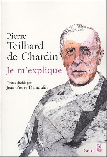 Jean-Pierre Demoulin - Je m'explique.
