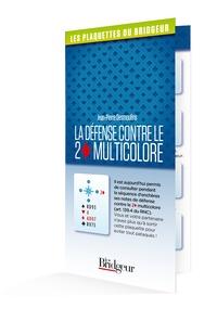 Accentsonline.fr La défense contre le 2 carrreau multicolore Image