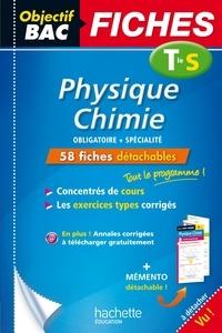 Jean-Pierre Devalance et Jean-Pierre Durandeau - Physique-chimie Tle S - Enseignements spécifique et de spécialité.