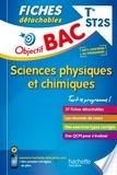 Jean-Pierre Devalance et Jean-Pierre Durandeau - Sciences physiques et chimiques Tle ST2S.