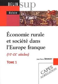 Birrascarampola.it Economie rurale et société dans l'Europe franque (VIème-IXème siècles) - Tome 1, Fondements matériels, échanges et lien social Image
