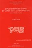 Jean-Pierre Diény - Images et représentations du monde dans la Chine ancienne - Choix d'études (1962-2006) 2 volumes.