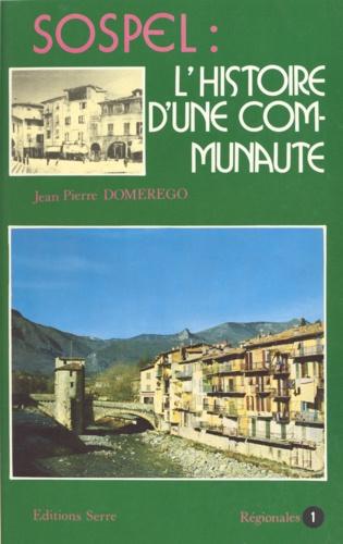 Sospel. Une commune du comté de Nice dans l'histoire