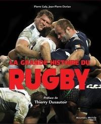 Histoiresdenlire.be La grande histoire du rugby Image
