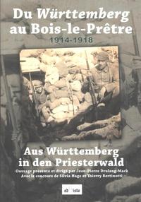 Deedr.fr Du Württemberg au Bois-le-Prêtre (1914-1918) Image