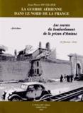 """Jean-Pierre Ducellier - La guerre aérienne dans le nord de la France - 18 février 1944 """"Jéricho""""."""