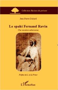 Histoiresdenlire.be Le spahi Fernand Ravin - Une vocation saharienne Image