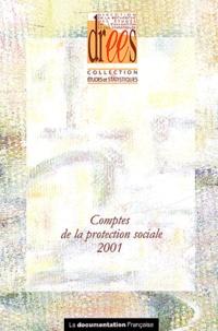Jean-Pierre Dupuis et Marie-Odile Rattier - Comptes de la protection sociale 2001.
