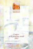 Jean-Pierre Dupuis et Marie-Odile Rattier - Comptes de la protection sociale 2002.