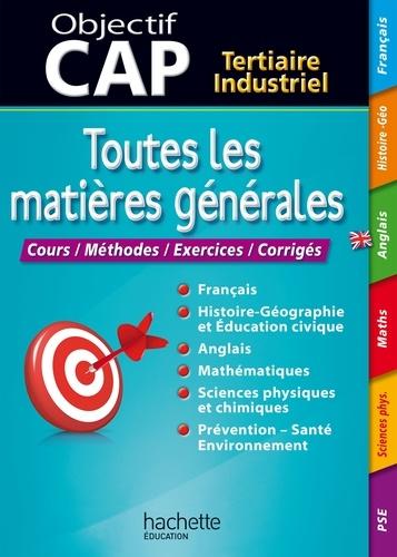 Jean-Pierre Durandeau et Alain Prost - Objectif CAP - Toutes les matières générales CAP.