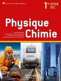 Jean-Pierre Durandeau et Jean-Marie Bélières - Physique chimie 1e STI2D/STL.