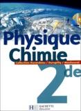 Jean-Pierre Durandeau et André Durupthy - Physique Chimie 2e.