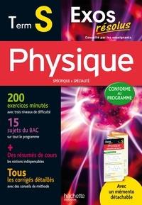 Jean-Pierre Durandeau et Jean-Marie Bélières - Physique Tle S.