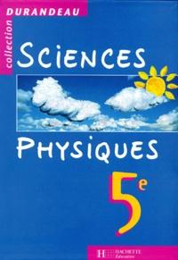 Deedr.fr Sciences physiques, 5e Image