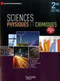 Jean-Pierre Durandeau et Jean-Louis Berducou - Sciences physiques et chimiques 2de professionnel Bac Pro.