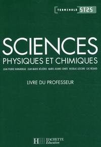 Sciences physiques et chimiques Tle ST2S - Livre du professeur.pdf