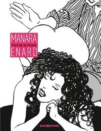 Jean-Pierre Enard et Milo Manara - L'art de la fessée.