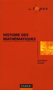 Jean-Pierre Escofier - Histoire des mathématiques.