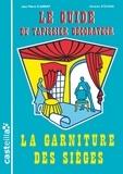 Jean-Pierre Flament et Jacques Stevens - Le guide du tapissier décorateur. - Tome 1, La garniture des sièges, Règle de l'art et techniques artisanales.
