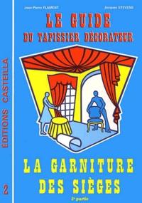 Deedr.fr Le guide du tapissier décorateur. Tome 2, La garniture des sièges. 2ème partie Image