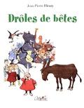 Jean-Pierre Fleury - Drôles de bêtes.