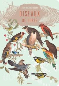 Jean-Pierre Fleury - Les oiseaux de Corse.