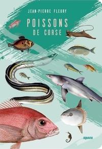 Jean-Pierre Fleury - Poissons de Corse.