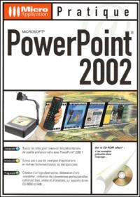 PowerPoint 2002. Avec CD-ROM - Jean-Pierre Forestier | Showmesound.org
