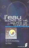 Jean-Pierre Gélard et Martine Bulard - L'eau, source de vie, source de conflits - 15e carrefour Le Monde diplomatique Carrefours de la pensée.