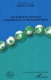 Jean-Pierre Gern et Claude Albagli - Les sciences sociales confrontées au développement.