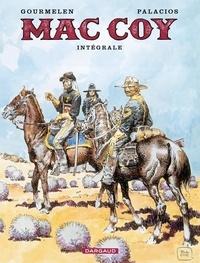 Jean-Pierre Gourmelen et Antonio Hernandez Palacios - Mac Coy Intégrale Tome 4 : .