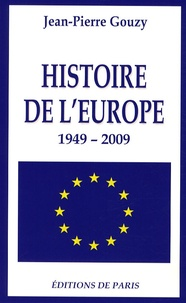 Histoire de lEurope - 1949-2009.pdf