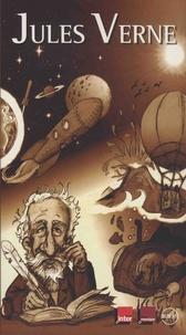 Jean-Pierre Guéno et Benjamin Adam - Jules Verne. 1 CD audio