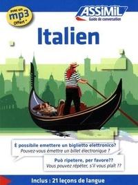 Jean-Pierre Guglielmi - Italien.
