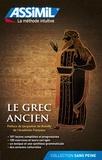 Jean-Pierre Guglielmi - Le Grec ancien.